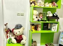 کمد لباس و کتابخانه یا قفسه عروسک در شیپور-عکس کوچک