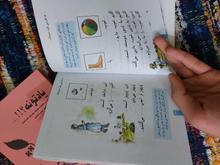 دو کتاب درسی قدیمی دهه 60 فانتزی در شیپور