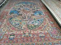 فرش دستباف چهار فصل  در شیپور-عکس کوچک
