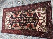 قالیچه دست بافت بسیار تمیز و قدیمی در شیپور-عکس کوچک