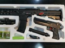اسلحه اسباب بازی حرفه ای کد 2 در شیپور