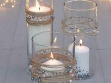 شمع تزینیی در شیپور