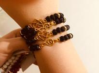 دستبند سنگ اونیکس در شیپور-عکس کوچک