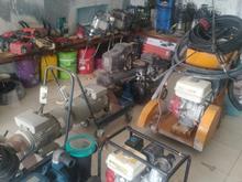 اجاره انواع لوازم برقی و بنزینی کریمی  در شیپور