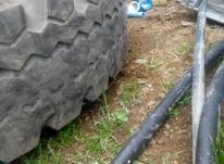 لاستیک و تیوپ کامیون در شیپور-عکس کوچک