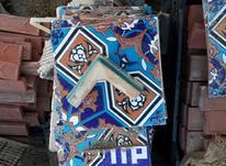 کاشی سنتی مذهبی وال گوشه در شیپور-عکس کوچک