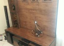 میز تلویزیون چوبی در شیپور-عکس کوچک