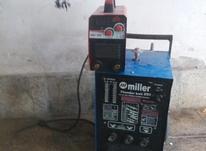 یک دستگاه ترانس جوش در شیپور-عکس کوچک