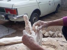 سنگ تراشی و در شیپور