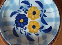 ظروف گل پنبه ایی در شیپور-عکس کوچک