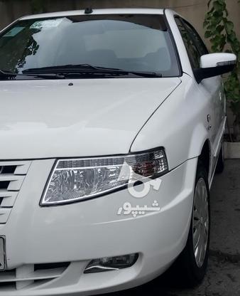 سمند سورن مدل98 بیرنگ پایین درب شاگرد یک وجب گیریسی در گروه خرید و فروش وسایل نقلیه در تهران در شیپور-عکس1