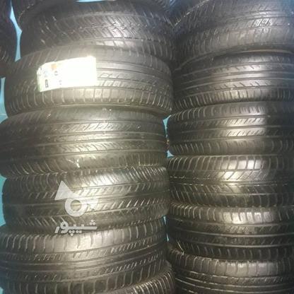 تعداد 300 حلقه لاستیک کارکرده 13 14 15  در گروه خرید و فروش وسایل نقلیه در آذربایجان شرقی در شیپور-عکس2