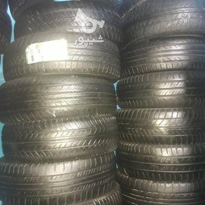 تعداد 300 حلقه لاستیک کارکرده 13 14 15  در گروه خرید و فروش وسایل نقلیه در آذربایجان شرقی در شیپور-عکس5
