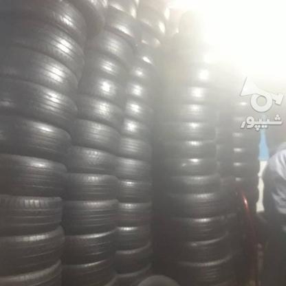 تعداد 300 حلقه لاستیک کارکرده 13 14 15  در گروه خرید و فروش وسایل نقلیه در آذربایجان شرقی در شیپور-عکس1