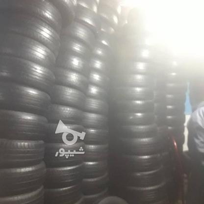تعداد 300 حلقه لاستیک کارکرده 13 14 15  در گروه خرید و فروش وسایل نقلیه در آذربایجان شرقی در شیپور-عکس3