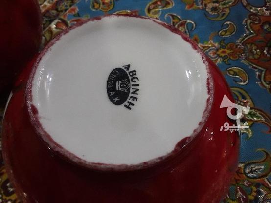 دوعدد قندان قرمز ویک عدد مرغی در گروه خرید و فروش لوازم خانگی در اصفهان در شیپور-عکس2