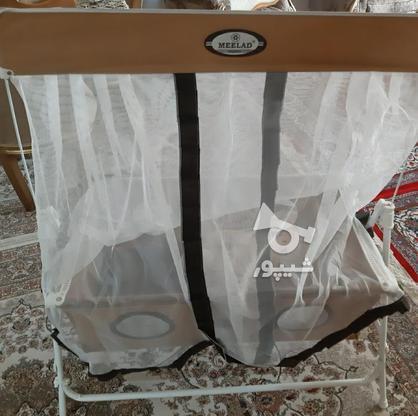 گهواره میلاد در حد نو در گروه خرید و فروش لوازم شخصی در همدان در شیپور-عکس1