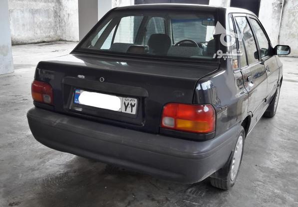 پراید صندوقدار 1384 سرمه ای در گروه خرید و فروش وسایل نقلیه در مازندران در شیپور-عکس2