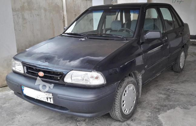 پراید صندوقدار 1384 سرمه ای در گروه خرید و فروش وسایل نقلیه در مازندران در شیپور-عکس3