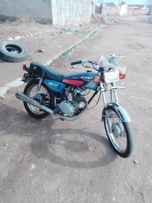 موتور سیکلت مزایده در گروه خرید و فروش وسایل نقلیه در آذربایجان غربی در شیپور-عکس4