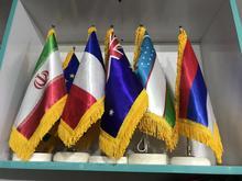 طراحی و چاپ پرچم تشریفات و رومیزی / تحویل یکروزه در شیپور