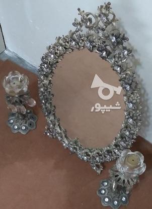 آیینه و شمعدان در گروه خرید و فروش لوازم خانگی در گیلان در شیپور-عکس1