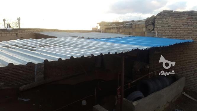 سایه بان فلزی   در گروه خرید و فروش صنعتی، اداری و تجاری در آذربایجان غربی در شیپور-عکس1