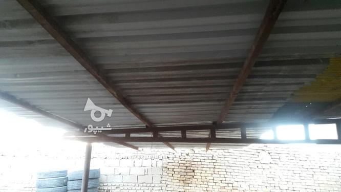 سایه بان فلزی   در گروه خرید و فروش صنعتی، اداری و تجاری در آذربایجان غربی در شیپور-عکس5