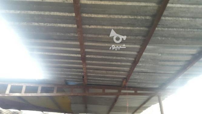 سایه بان فلزی   در گروه خرید و فروش صنعتی، اداری و تجاری در آذربایجان غربی در شیپور-عکس2