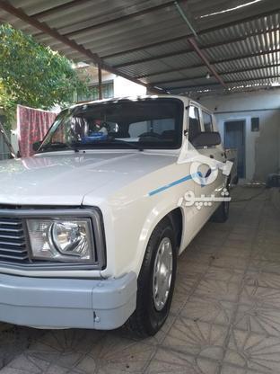 مزدا دوکابیین مدل 95 در گروه خرید و فروش وسایل نقلیه در آذربایجان غربی در شیپور-عکس2