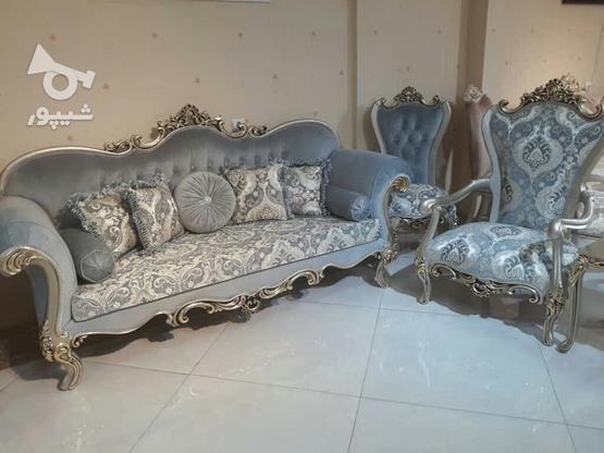 مبل استیل کلاسیک ست نهارخوری پانیذ در گروه خرید و فروش خدمات و کسب و کار در تهران در شیپور-عکس2