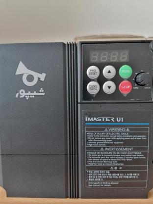 اینورتر کنترل دور 1.5کیلووات ورودی 3 فاز  درایو  در گروه خرید و فروش صنعتی، اداری و تجاری در تهران در شیپور-عکس6