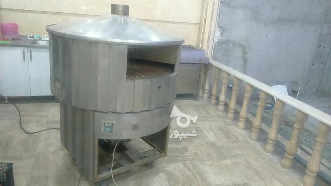 فر پیتزا گردون  در گروه خرید و فروش صنعتی، اداری و تجاری در تهران در شیپور-عکس5