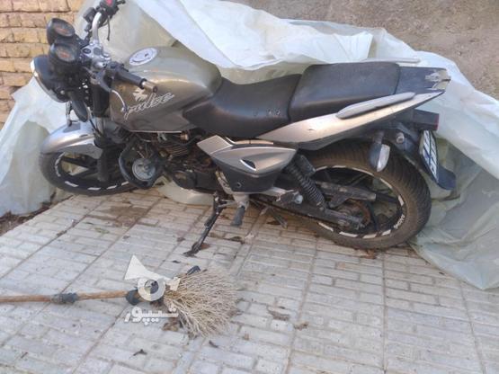 موتور سیکلت باجاج در گروه خرید و فروش وسایل نقلیه در زنجان در شیپور-عکس1
