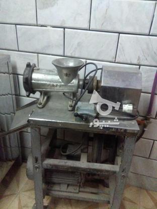 چرخ گوشت صنعتی در گروه خرید و فروش صنعتی، اداری و تجاری در اصفهان در شیپور-عکس1