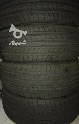 لاستیک دنا 205/14 (بریجستون سابق) 4 حلقه نو در گروه خرید و فروش وسایل نقلیه در تهران در شیپور-عکس2