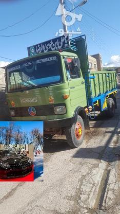 خاور بنز مدل 61 در گروه خرید و فروش وسایل نقلیه در آذربایجان شرقی در شیپور-عکس3