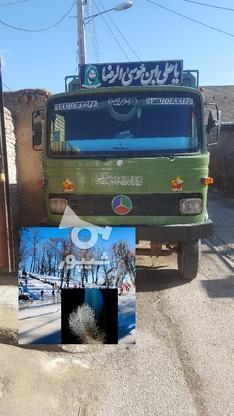 خاور بنز مدل 61 در گروه خرید و فروش وسایل نقلیه در آذربایجان شرقی در شیپور-عکس1