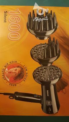 سشوار برای مو فرفری ها در گروه خرید و فروش لوازم شخصی در تهران در شیپور-عکس1
