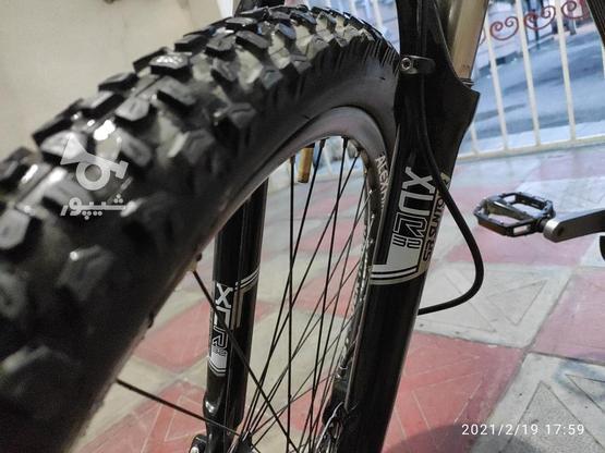دوچرخه عالی در حد  در گروه خرید و فروش ورزش فرهنگ فراغت در گیلان در شیپور-عکس5