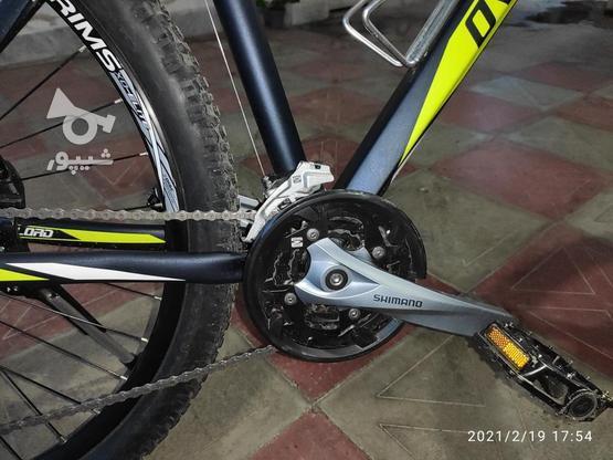 دوچرخه عالی در حد  در گروه خرید و فروش ورزش فرهنگ فراغت در گیلان در شیپور-عکس8