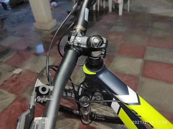 دوچرخه عالی در حد  در گروه خرید و فروش ورزش فرهنگ فراغت در گیلان در شیپور-عکس3