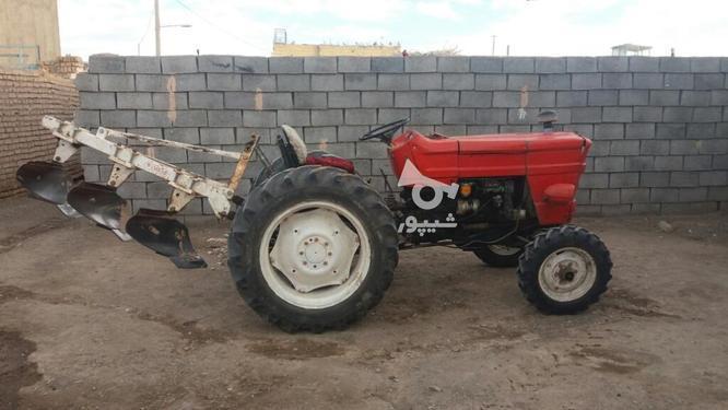 تراکتور فیات   در گروه خرید و فروش وسایل نقلیه در خراسان رضوی در شیپور-عکس1