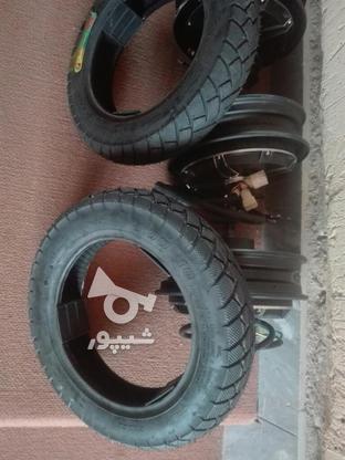 الکترو موتور موتور سیکلت برقی  در گروه خرید و فروش وسایل نقلیه در تهران در شیپور-عکس2