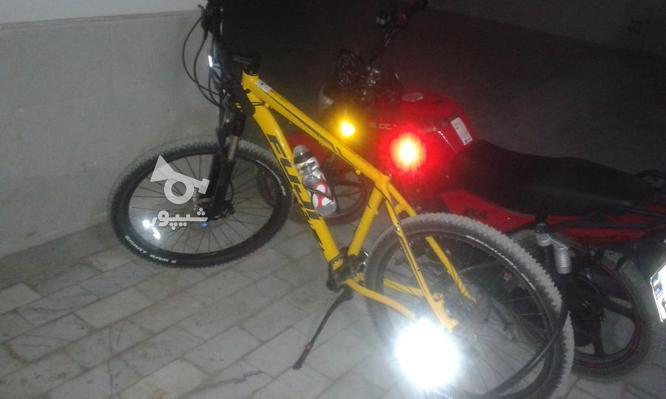 سرقت دوچرخه فوجی ژاپن و اینتنس کودکانه  در گروه خرید و فروش خدمات و کسب و کار در اصفهان در شیپور-عکس1