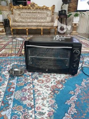 توستر استفاده نشده  در گروه خرید و فروش لوازم خانگی در مازندران در شیپور-عکس1