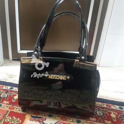 کیف زنانه مشکی  در گروه خرید و فروش لوازم شخصی در مازندران در شیپور-عکس2