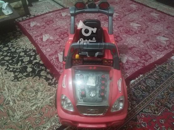 ماشین شارژی در گروه خرید و فروش ورزش فرهنگ فراغت در تهران در شیپور-عکس1