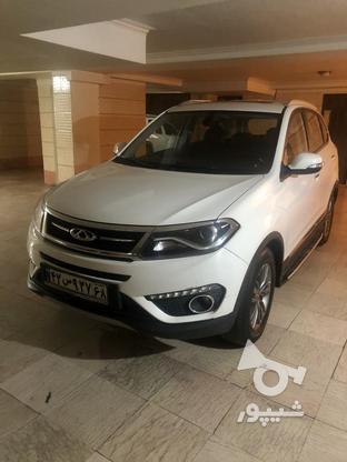 چری مدل تیگو 5 مدل سفید95 در گروه خرید و فروش وسایل نقلیه در البرز در شیپور-عکس2