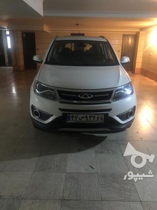 چری مدل تیگو 5 مدل سفید95 در گروه خرید و فروش وسایل نقلیه در البرز در شیپور-عکس1